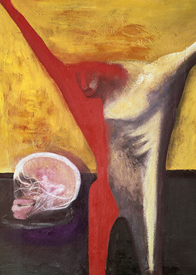 Francis Bacon, The Crucifixion, 1933