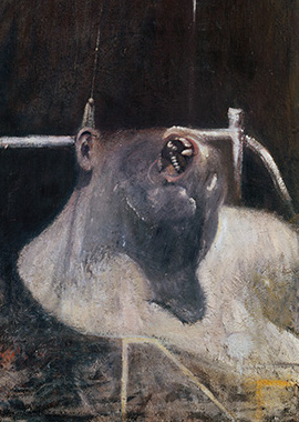 Francis Bacon, Head I, 1948