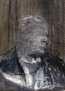 Francis Bacon, 'Head', c. 1948