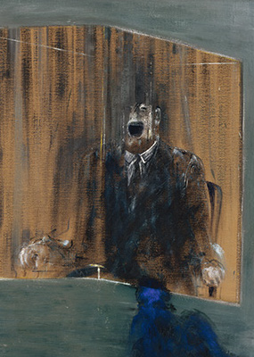 Francis Bacon, Study for Portrait, 1949