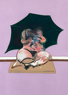 Francis Bacon, Triptych - Studies of the Human Body, 1970