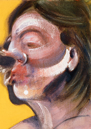 Francis Bacon, Portrait of Isabel Rawsthorne, 1971