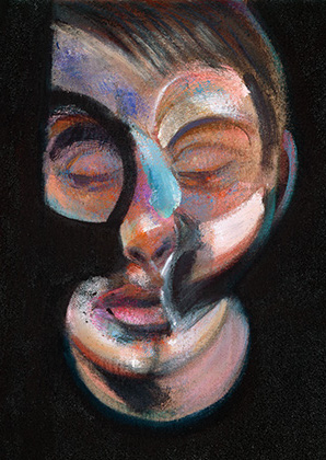 Francis Bacon, Self-Portrait, 1972