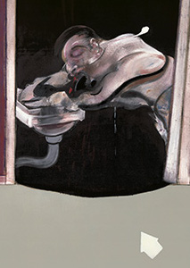 Francis Bacon, Triptych, May-June 1973