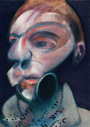 Francis Bacon, Self-Portrait, 1975
