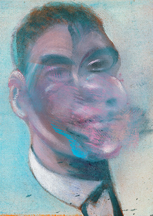 Francis Bacon, Study for a Portrait, 1979