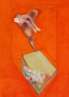 Francis Bacon, Study for the Eumenides, 1982
