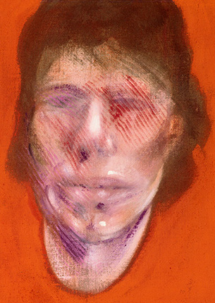 Francis Bacon, Three Studies for a Portrait (Mick Jagger), 1982