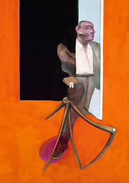 Francis Bacon, Study for a Portrait, March 1991