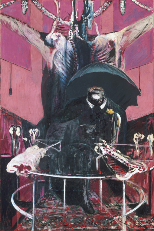 Francis Bacon, Painting 1946. Oil and tempera on canvas. © The Estate of Francis Bacon. All rights reserved / DACS 2018.