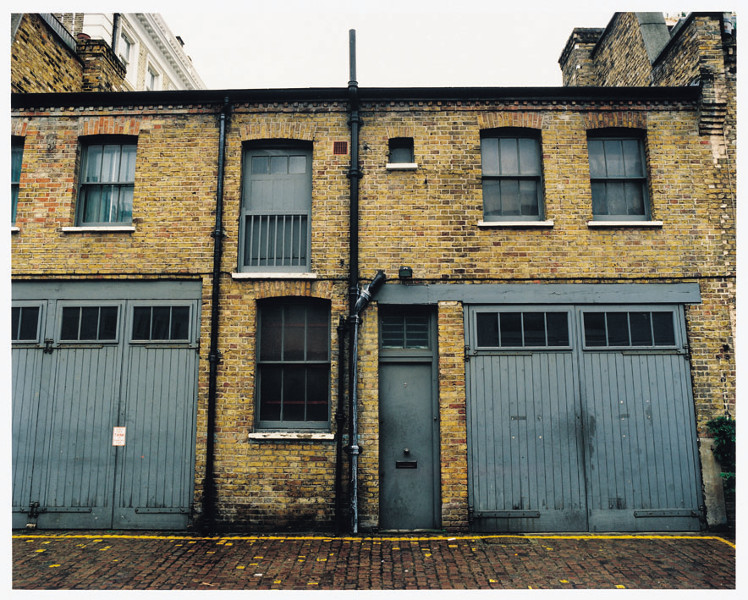7 Reece Mews Studio, London, 1998. Photo: Perry Ogden © The Estate of Francis Bacon. All rights reserved.