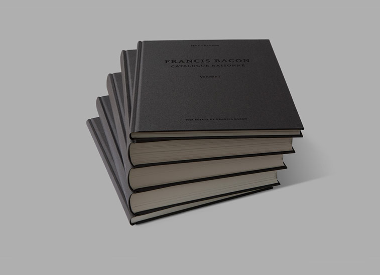 'Francis Bacon: Catalogue Raisonné' was published by The Estate of Francis Bacon on 30 June 2016.