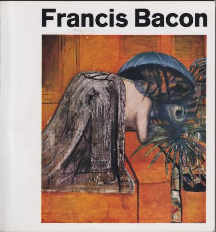 Exhibition Catalogue for 'Francis Bacon', Tate Gallery, London, 24 May - 1 Jul 1962