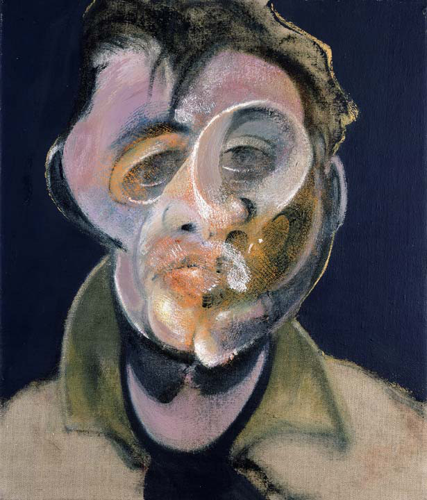 Image: Francis Bacon, 'Self-Portrait' (1969). Oil on Canvas, © The Estate of Francis Bacon / DACS London 2013. All rights reserved.