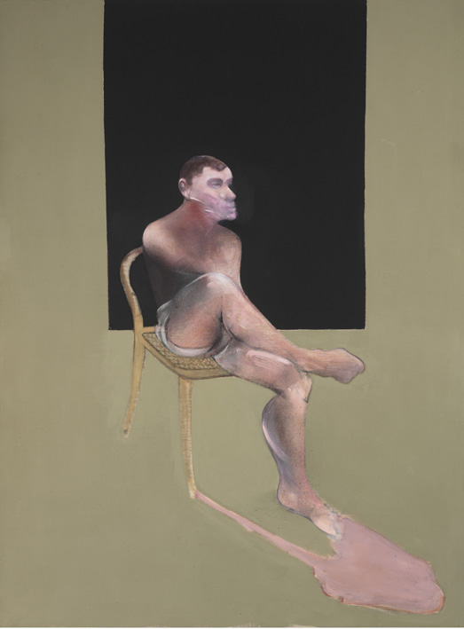 Francis Bacon, Portrait of John Edwards, 1988. Oil paint on canvas. © The Estate of Francis Bacon / DACS London 2015. All rights reserved.