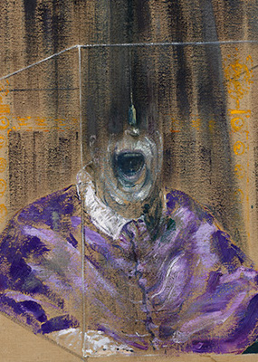 Francis Bacon, Head VI, 1949