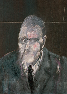 Francis Bacon, Head, 1951