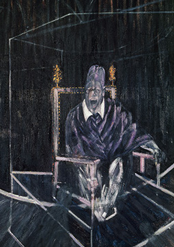 Francis Bacon, Pope II, 1951