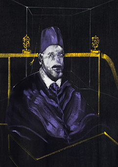 Francis Bacon, Study for Portrait VI, 1953