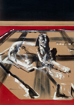 Francis Bacon, Sphinx II, 1953