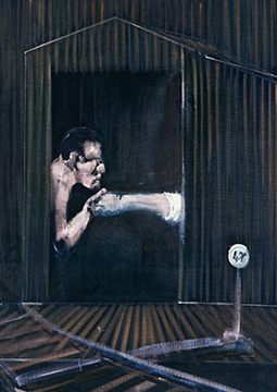 Francis Bacon, The End of the Line, c. 1953