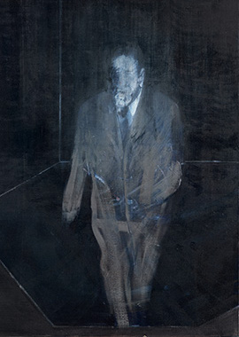Francis Bacon, 'Portrait of a Man Walking', c. 1953