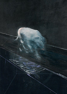 Francis Bacon, Study of a Dog, c. 1954