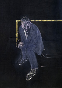 Francis Bacon, Self-Portrait, 1956