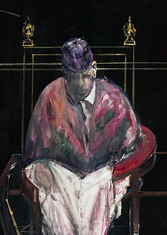 Francis Bacon, Study for Portrait II, 1956
