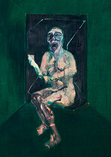 Francis Bacon, Study for the Nurse in the film Battleship Potemkin, 1957