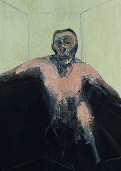 Francis Bacon, Study for Portrait of P.L. No. 2, 1957