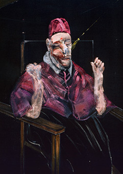 Francis Bacon, Study for Portrait, 1957
