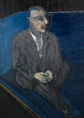 Francis Bacon, 'Seated Man', c.1957