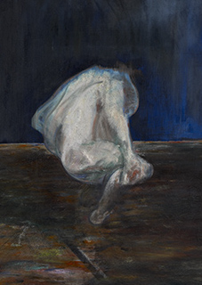 Francis Bacon, 'Figure in a Room', c.1958