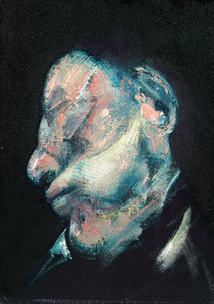 Francis Bacon, Head of Man, 1959