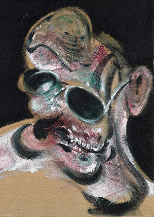 painting of person screaming
