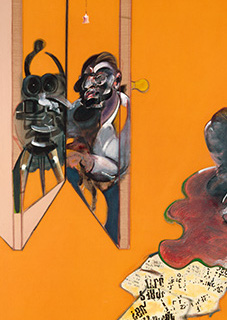 Francis Bacon, Triptych - Studies from the Human Body, 1970