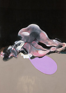 Francis Bacon, Triptych, August 1972