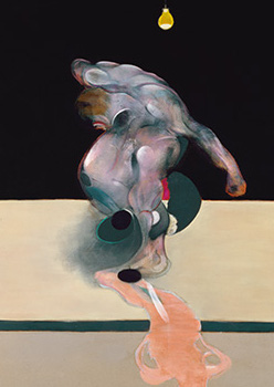 Francis Bacon, Triptych, March 1974