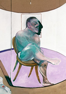 Francis Bacon, Study for Portrait, 1978