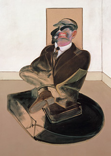 Francis Bacon, Seated Figure, 1979