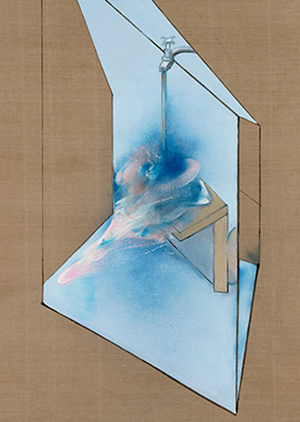 Francis Bacon, Water from a Running Tap, 1982