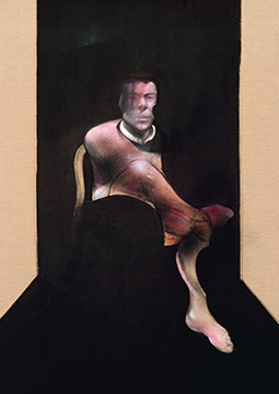 Francis Bacon, Study for a Portrait of John Edwards, 1988
