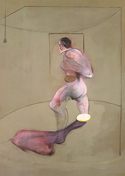Francis Bacon, Study from the Human Body after Muybridge, 1988