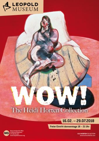 WOW! The Heidi Horten Collection poster