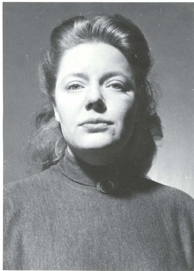 Photograph of Sonia Orwell