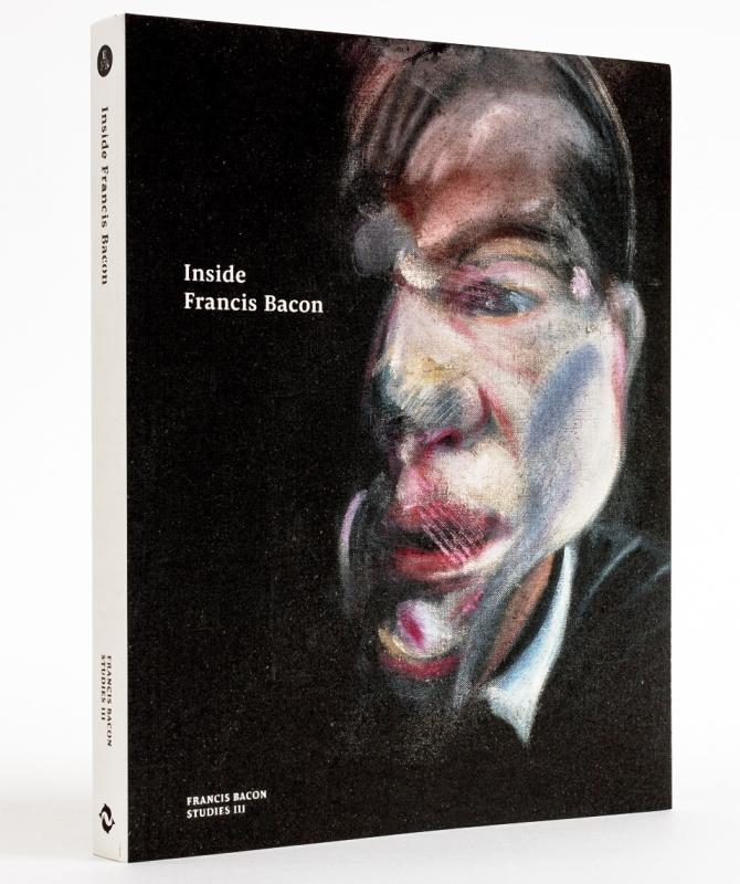 Book cover: Inside Francis Bacon