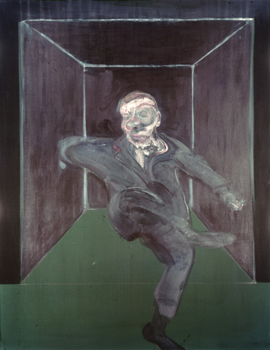 Francis Bacon, 'Seated Figure' 1960, oil on canvas, © The Estate of Francis Bacon / DACS London 2013. All rights reserved.