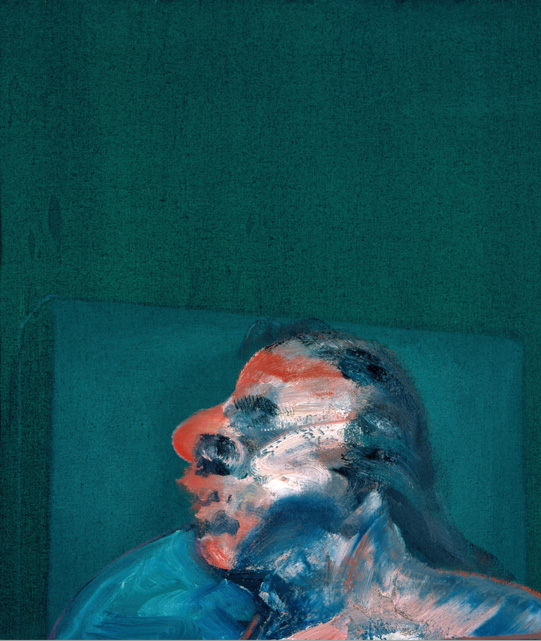 Francis Bacon, 'Miss Muriel Belcher', 1959, oil on canvas, © The Estate of Francis Bacon / DACS London 2013. All rights reserved.