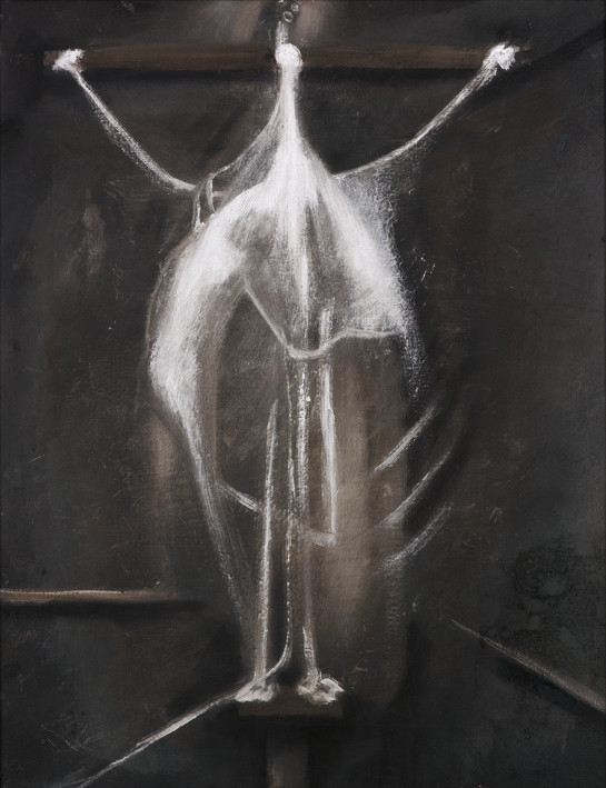 Francis Bacon, 'Crucifixion' 1933, oil on canvas © The Estate of Francis Bacon / DACS London 2014. All rights reserved.